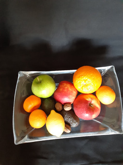 Antique DAUM FRUIT BOWL