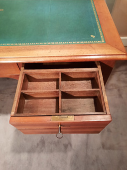 Antique LOUIS PHILIPPE PERIOD DESK