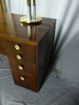 Antique ART DECO PERIOD DESK