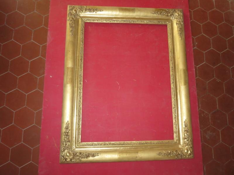 PAIR OF 19th C FRAMES