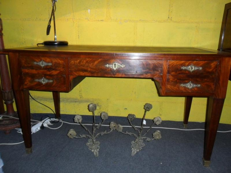Antique FRENCH DIRECTOIRE STYLE DESK