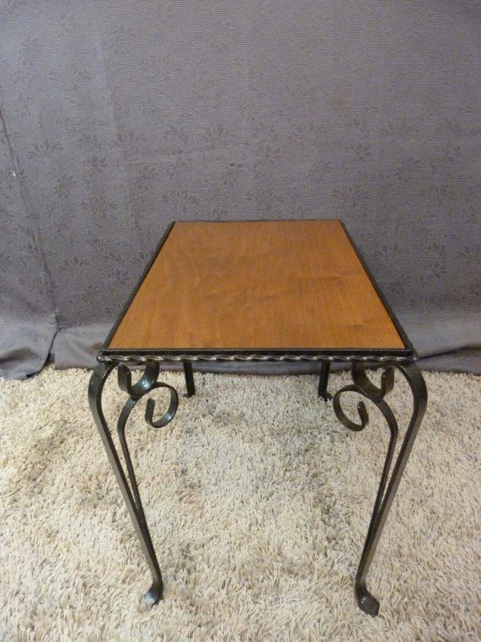 ART DECO PERIOD LOW TABLE