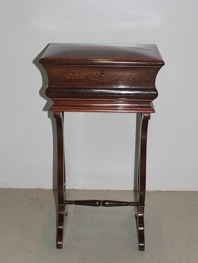 CHARLES X PERIOD WORK TABLE