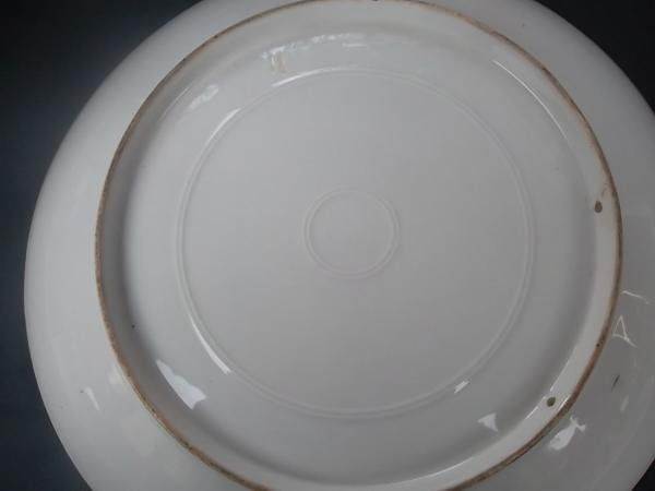 Antique Napoleon III Dish In  Limoges China