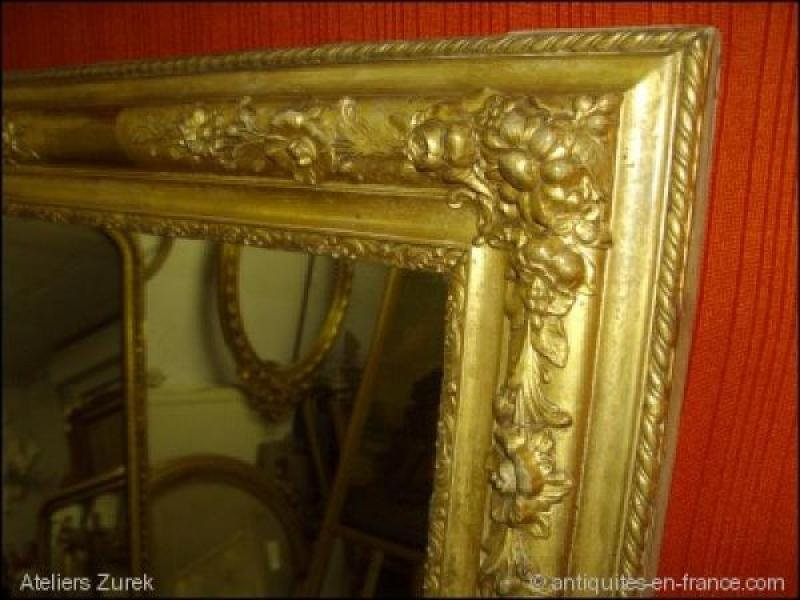 Mirror of period restoration (ref : 412 )