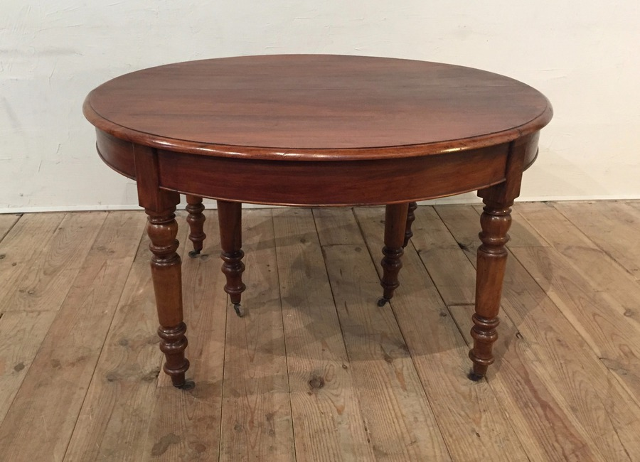 19th CENTURY FRENCH TABLE