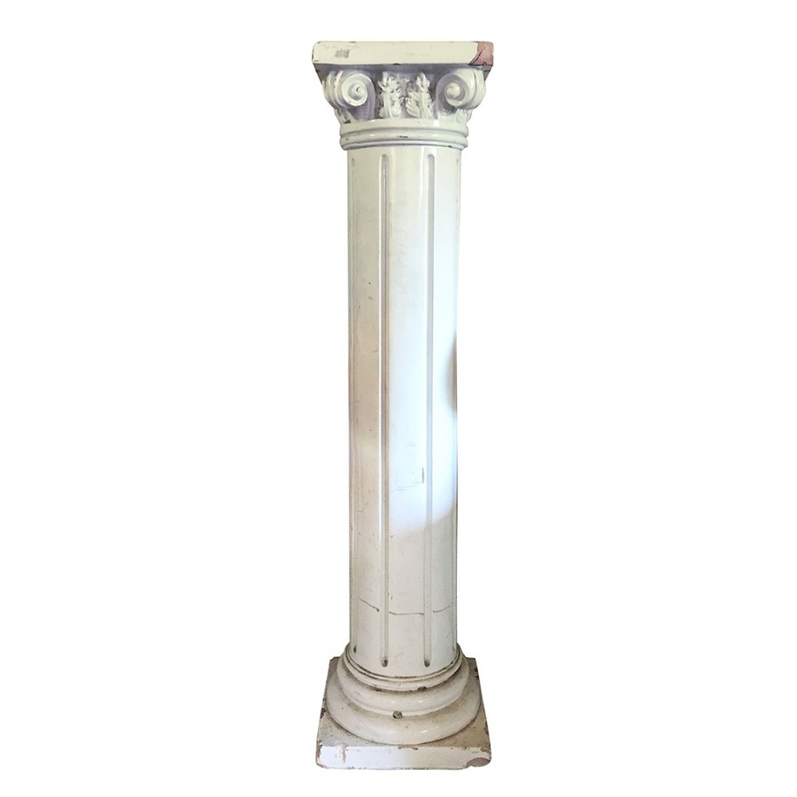 A Terracotta column 20th