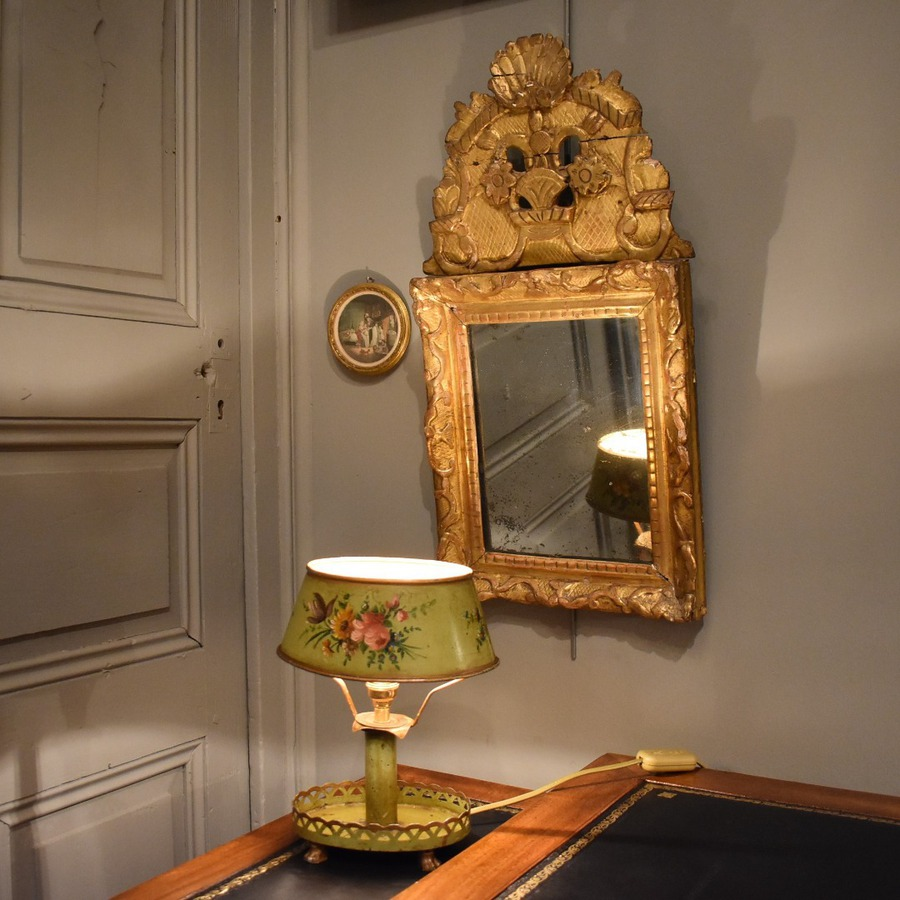 18th CENTURY FRENCH MIRROR