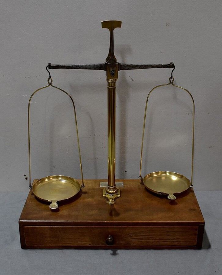 Antique JEWELER'S BEAM BALANCE