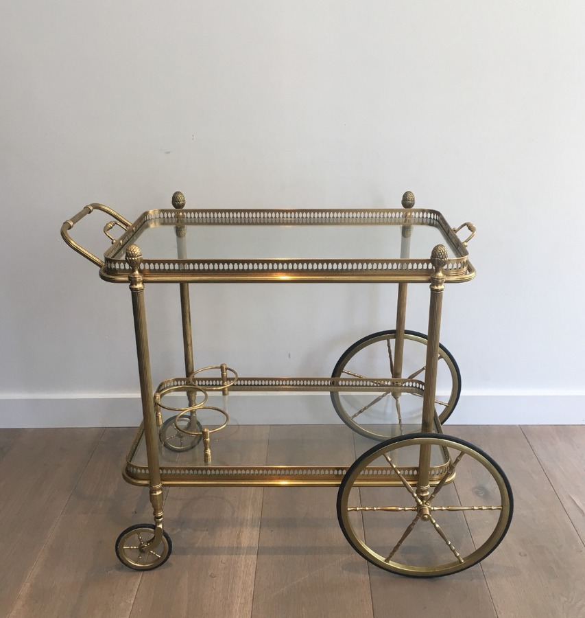 BAGUES TROLLEY TABLE