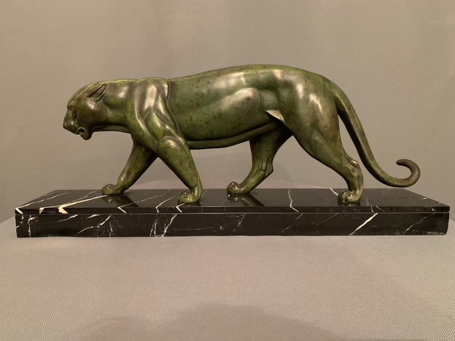 ART DECO PERIOD PANTHER