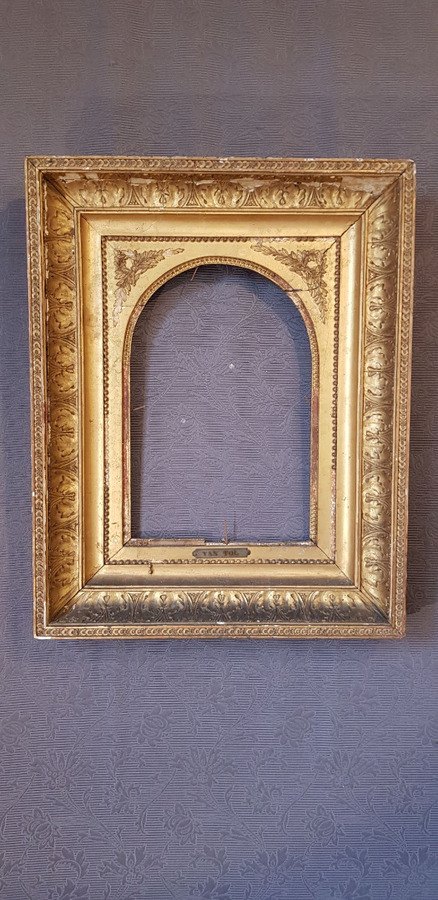17th CENTURY FRENCH FRAME