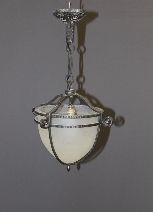 ART DECO PERIOD LIGHT