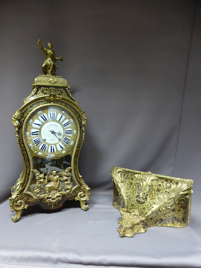 18th CENTURY FRENCH CLOCK