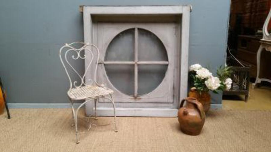 Antique french window