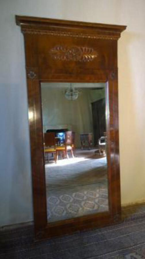 Antique 19th CENTURY MIRROR
