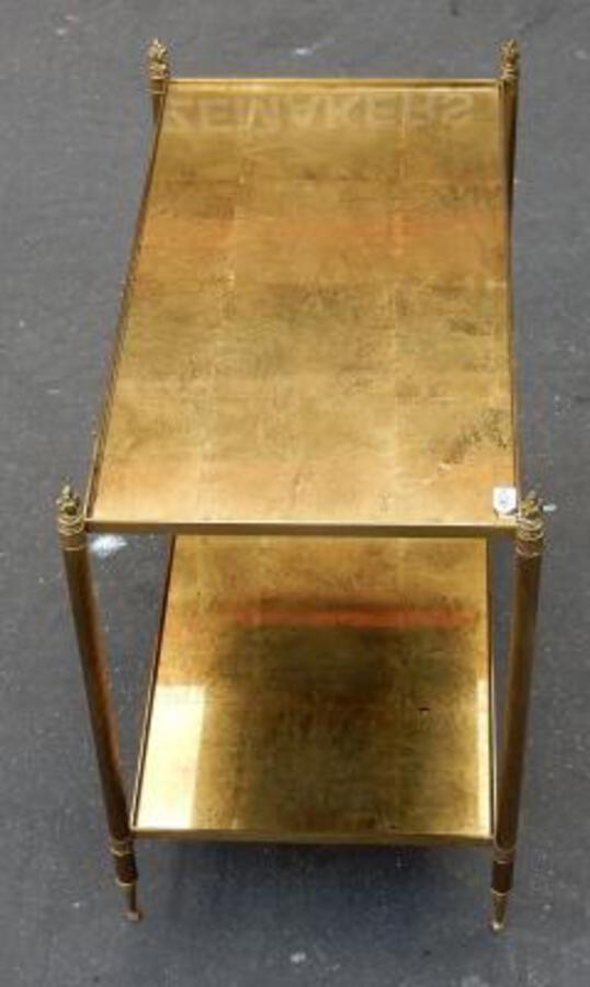 1970 ' Shelf Maison Bagués in Brass in the Olympic Flames
