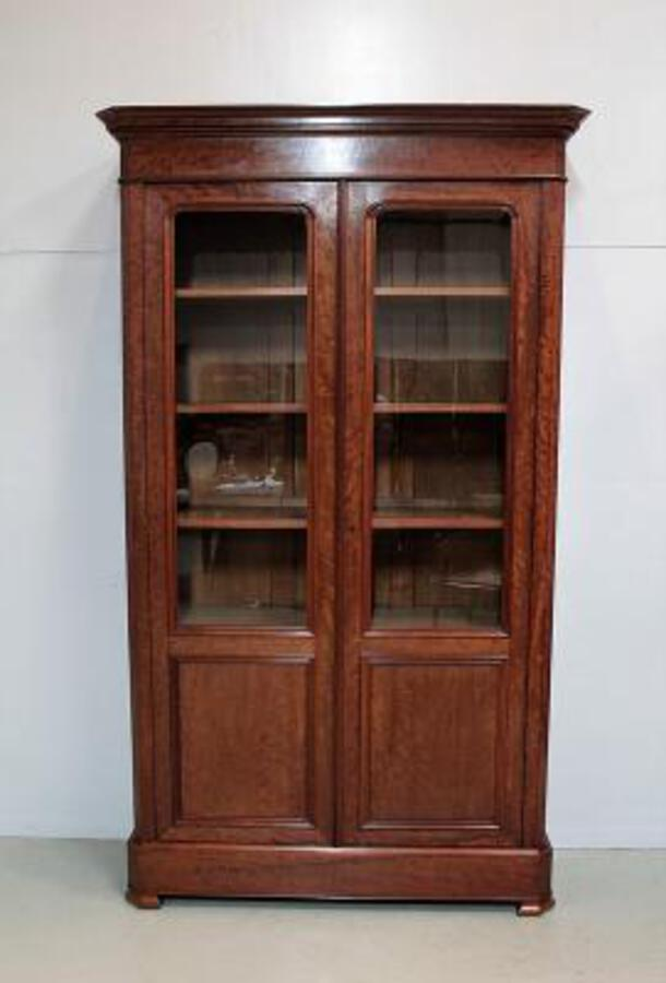 Antique 19th C BOOKCASE