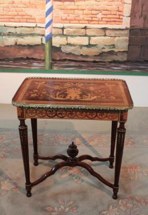 NAPOLEON III PERIOD OCCASIONAL TABLE