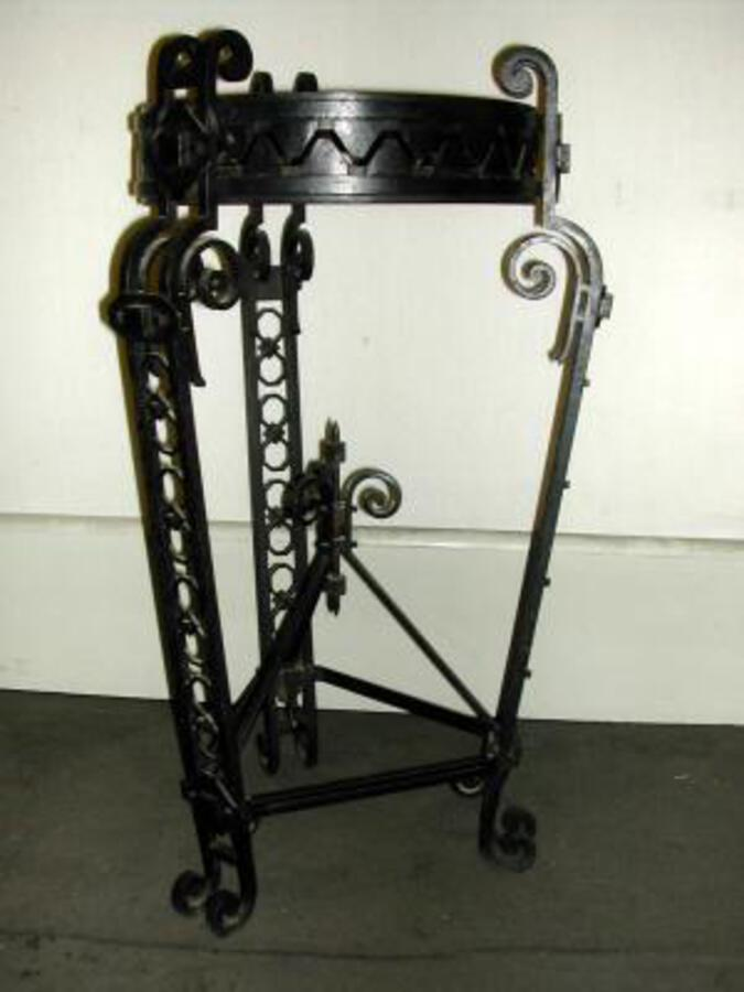 Antique ART DECO STAND
