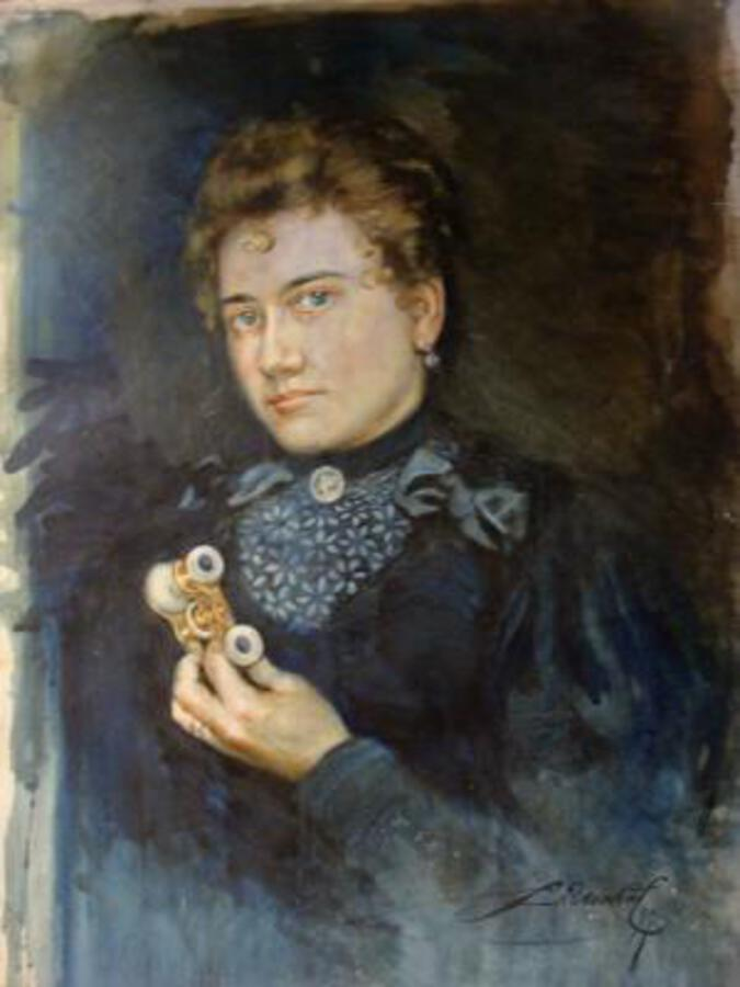 19th C PORTRAIT