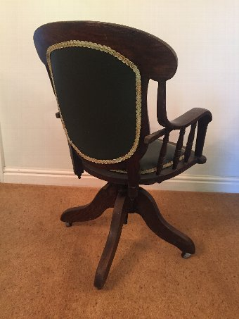 Antique Swivel Chair