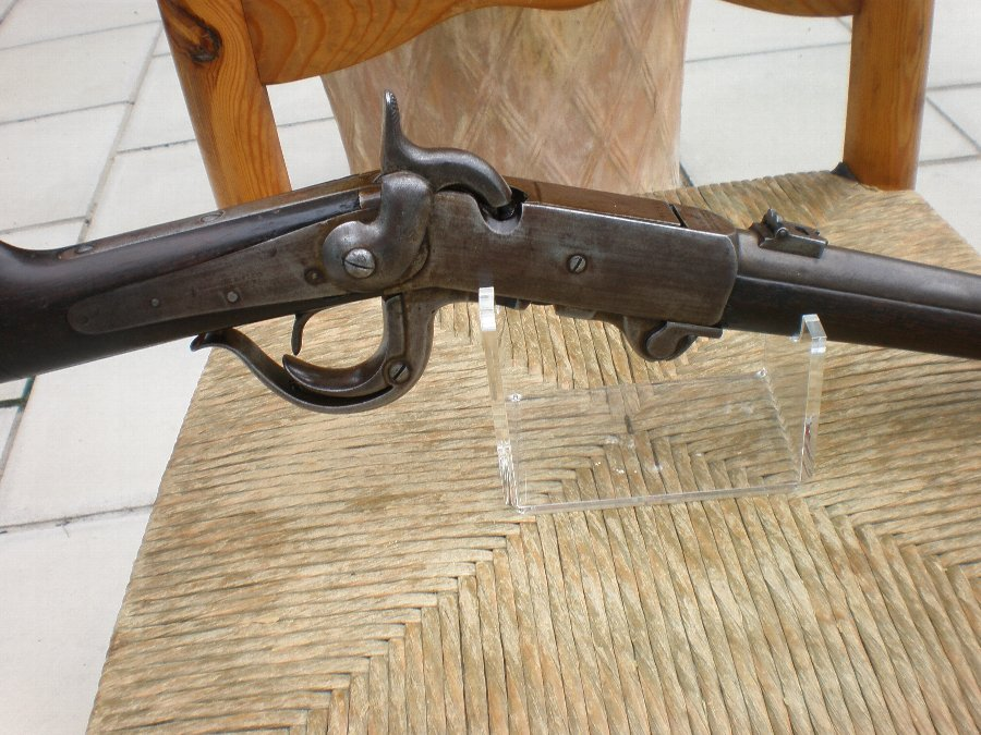 Antique Burnside Carbine.540