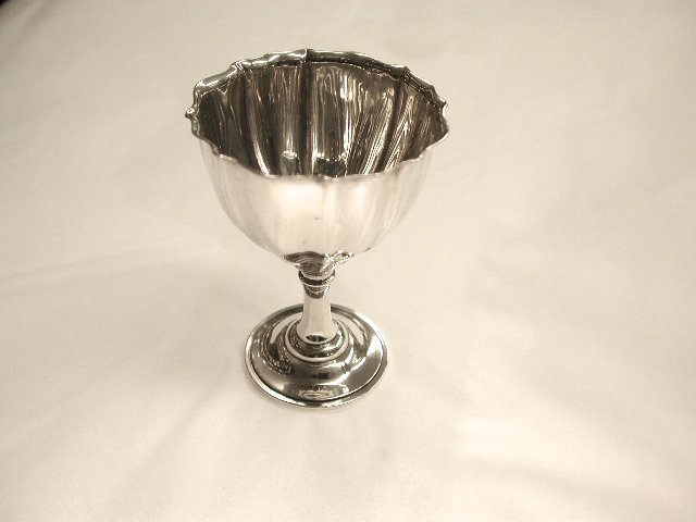 Antique Silver Egg Cup