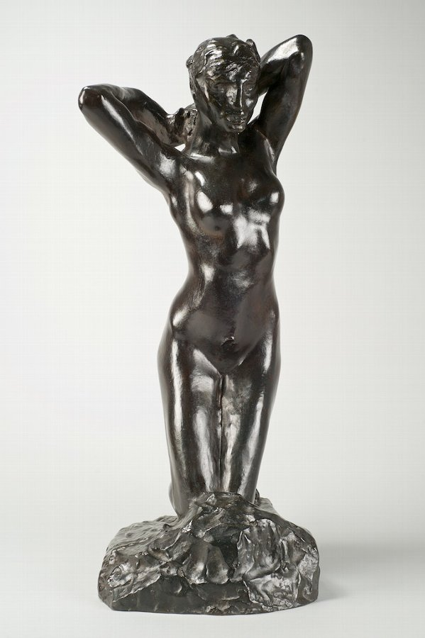 Auguste Rodin Faunesse á Genoux (Kneeling Faunesse)