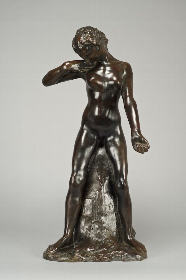 Auguste Rodin Faunesse Debout