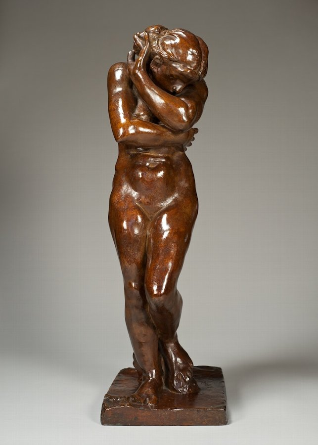 Auguste Rodin Eve Small Model