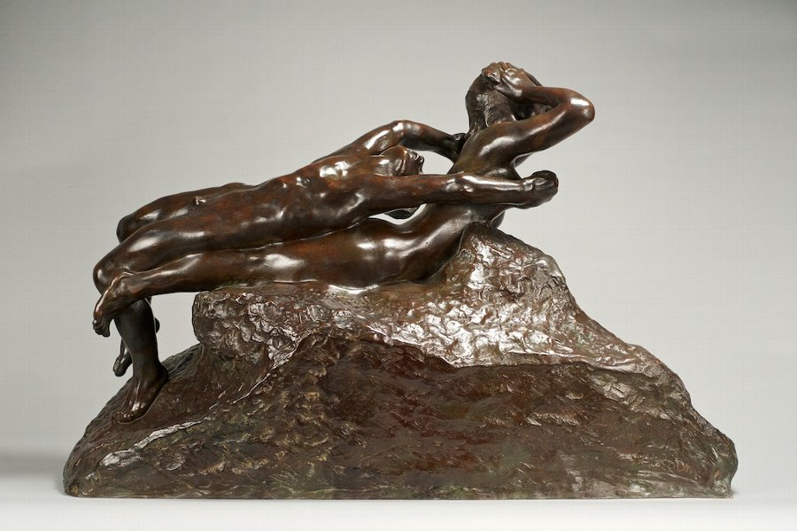 Auguste Rodin Fugit Amour