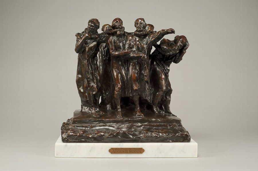 Auguste Rodin Burghers of Calais