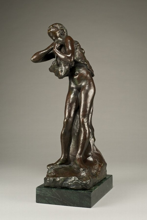 Auguste Rodin Bather with Sandals