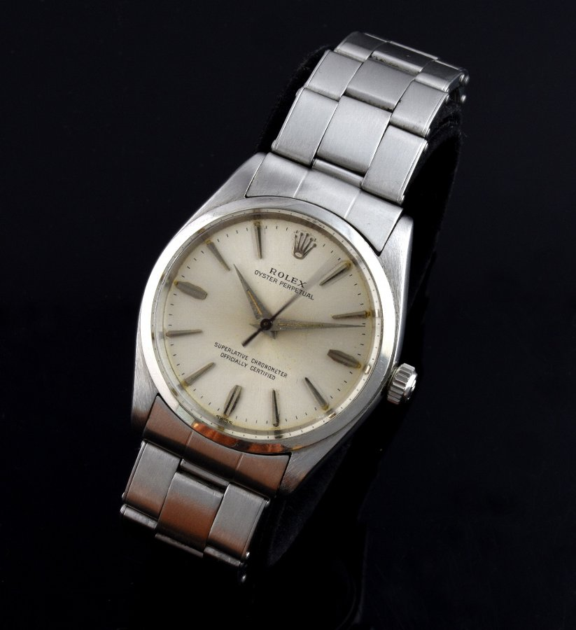 Rolex, Oyster Perpetual Automatic