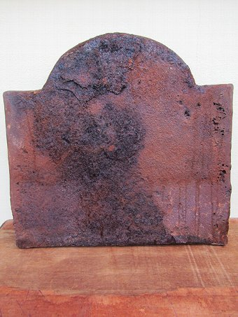 Antique 19th Century Fireback