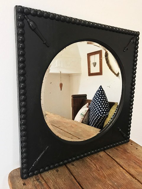 Arts and Crafts wall mirror