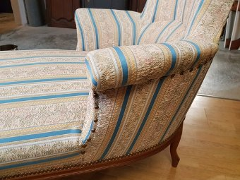 Antique Sofa meridienne