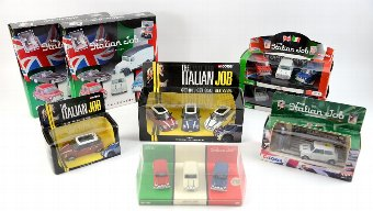 Antique The Italian Job - A collection of boxed toys by Corgi, Vanguards & Marks & Spencer, all boxed (7).