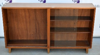 Antique Mid 20th C bookcase by Vanson