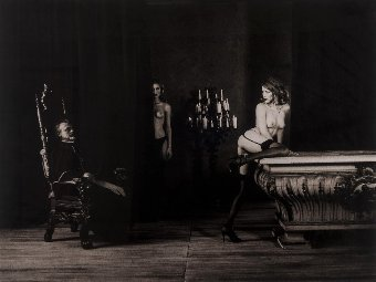 Antique Marc Lagrange (1957-2015) House of Sin, 2012