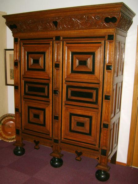 Antique Renaissance cupboard