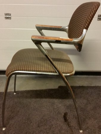 Antique Thonet 70's style chairs (CODE CH 009)