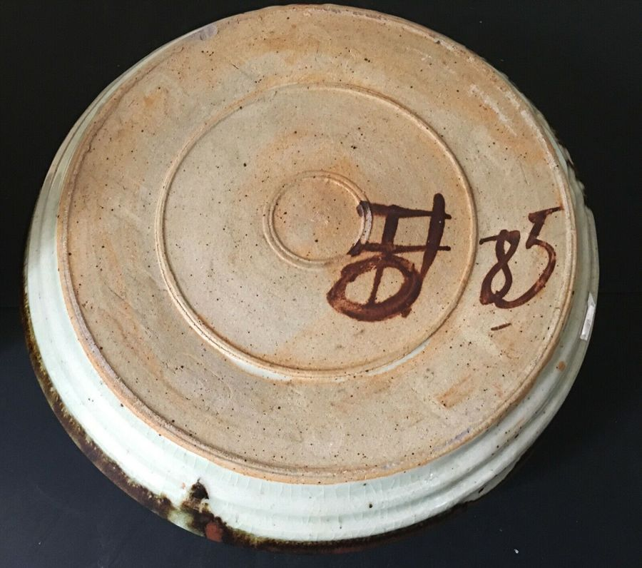 Antique Studio Pottery
