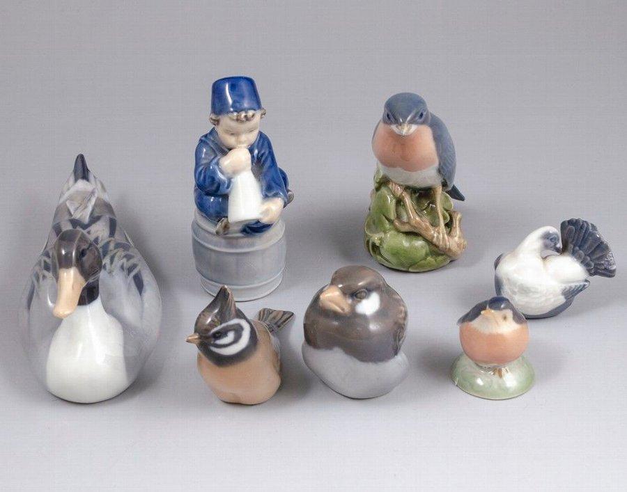 dating royal copenhagen figurines)