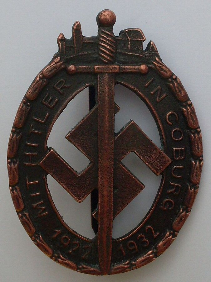 Coburg Badge