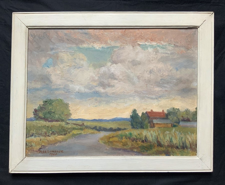 Irish School - Mid 20th Century - Impressionist - Oil - Landscape - Signed/Dated
