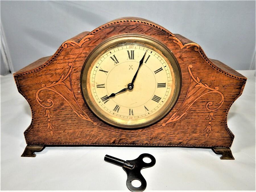 Movement hamburg american clock Mystery Clock