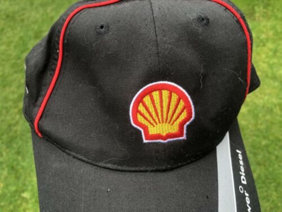 Antique Shell V-Power Diesel Audi Sport Cap