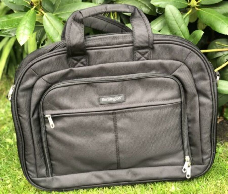Kensington Luxury Business Laptop Netbook Computer Briefcase Bag Case Luggage